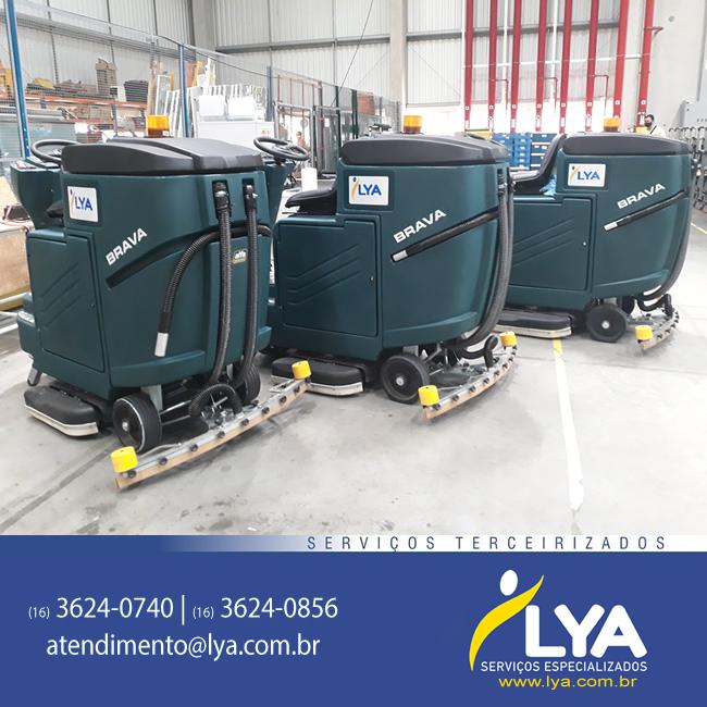 Dispomos de colaboradores altamente qualificados e modernos equipamentos!