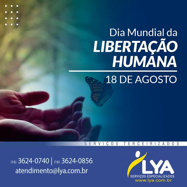Dia Mundial da Libertação Humana
